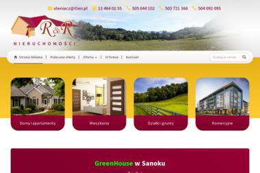 R&R Nieruchomości - Agencja nieruchomości Sanok