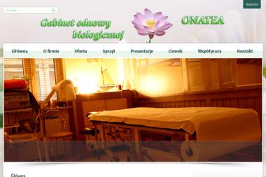 Gabinet Odnowy Biologicznej ONATEA - Trener personalny Biała Podlaska