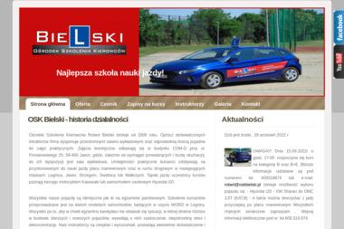 OSK Robert Bielski - Szkoła Jazdy Jawor