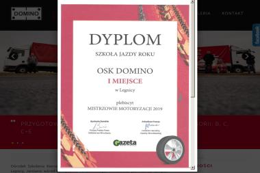 OSK Domino - Szkoła Jazdy Legnicy