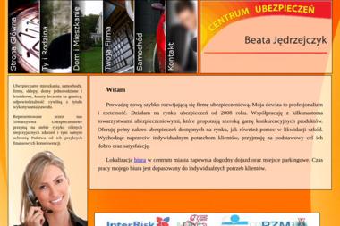 CENTRUM UBEZPIECZEŃ Beata Jędrzejczyk - Ubezpieczenie firmy Oświęcim