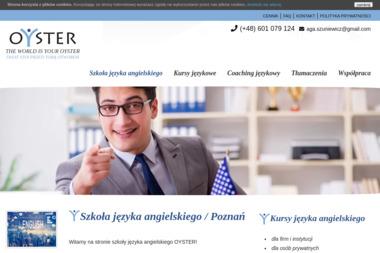 OYSTER SZKOŁA JĘZYKÓW OBCYCH - Kurs francuskiego Poznań