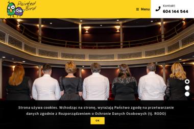 """Szkoła Językowa """"Painted Bird"""" - Kurs niemieckiego Bolesławiec"""