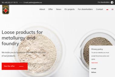 PEDMO S.A. - Czyszczenie przemysłowe Tychy