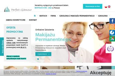 Perfect Glamour - Salon kosmetyczny Wrocław