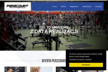 Perzcourt Siłownia Fitness & Tennis Club - Trener Personalny Pruszków