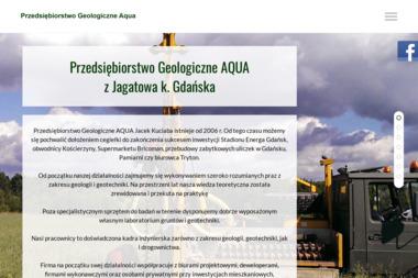 Przedsiębiorstwo Geologiczne AQUA - Geolog Jagatowo