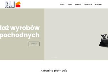 PHU KAJ - Podłogi drewniane, panele Szczecinek