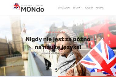 Pracownia Językowa MONdo - Kursy Języków Obcych Wągrowiec