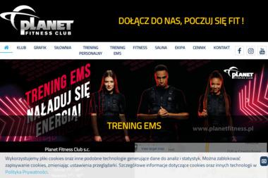 Planet Fitness Club s.c. - Trener personalny Częstochowa
