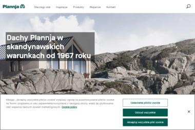 Ruukki Polska Sp. z o.o. - Pokrycia dachowe Żyrardów