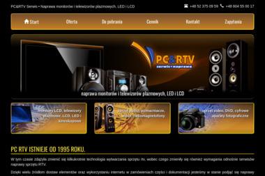 PC & RTV Serwis i Naprawa - Naprawa telewizorów Bydgoszcz