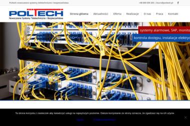POLTECH - Firma Ochroniarska Szczecin