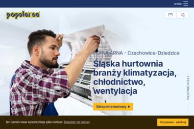 Popularna - Klimatyzacja Czechowice-Dziedzice