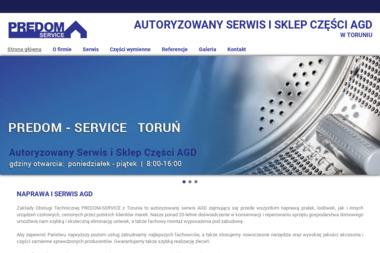 Zakład Obsługi Technicznej Predom Service Skonieczny Stanisław - Serwis RTV Olsztyn