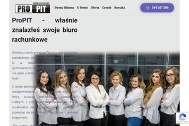 ProPIT Biuro rachunkowe - Finanse Łuków
