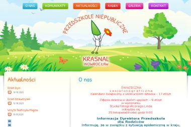 Przedszkole Niepubliczne Krasnal - Przedszkole Inowrocław