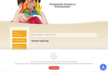 Przedszkole Gminne w Krosnowicach - Pomoc domowa Kłodzko