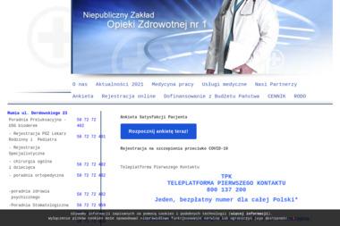 Niepubliczny Zakład Opieki Zdrowotnej nr 1 - Rehabilitanci medyczni Rumia