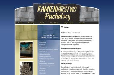 Kamieniarstwo Puchalscy - Schody Łódź