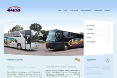PRZEDSIĘBIORSTWO WIELOBRANŻOWE MAXPOL SP Z O.O. - Usługi Transportowe Międzynarodowe Wałbrzych