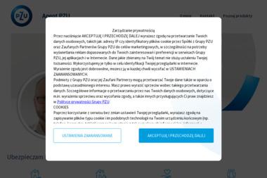 PZU Ubezpieczenia - Agent Piotr Wieczorek - Ubezpieczenia dla Firm Sośnicowice