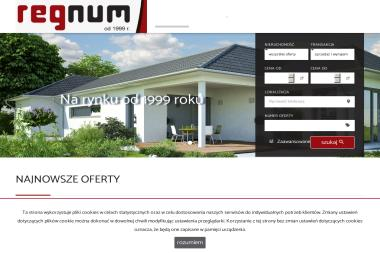 """Biuro Wycen Pośrednictwa Nieruchomości """"REGNUM"""" - Agencja nieruchomości Częstochowa"""