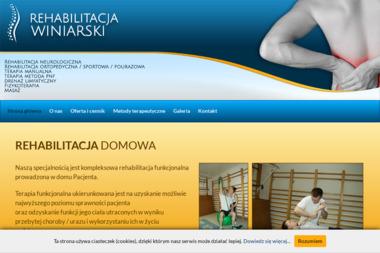 Rehabilitacja Winiarski - Rehabilitant Ruda Śląska