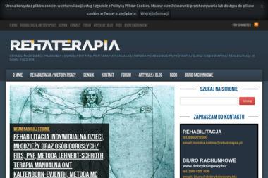 REHATERAPIA - Psycholog Legionowo