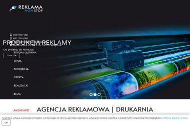 REKLAMA NON STOP - Naklejki na Zamówienie Białystok