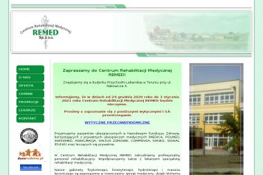 Centrum Rehabilitacji Medycznej REMED - Rehabilitanci medyczni Toruń