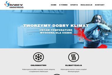 Naprawa i Montaż Urządzeń Chłodniczych i Klimatyzacyjnych - Strony internetowe Trzebiatów