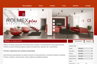 Rolmex Plus - Agencja nieruchomości Lublin