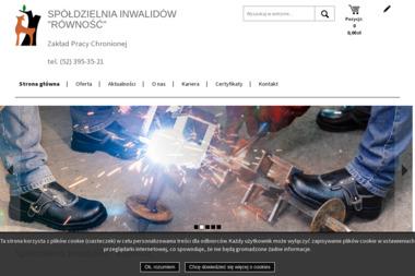Zakładowa Przychodnia Lekarsko-Rehabilitacyjna Spółdzielni Inwalidów RÓWNOŚĆ w Czersku - Psycholog Czersk