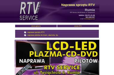 RTV Service - Naprawa Telewizorów Rumia