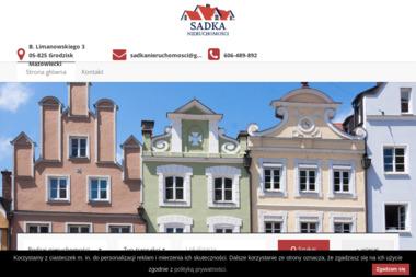 Sadka Nieruchomości - Nieruchomości Grodzisk Mazowiecki