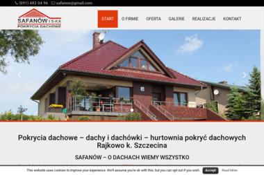 Safanów Pokrycia Dachowe i Dachówki - Dachy Przecław