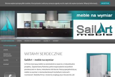 SailArt - Szafy Wnękowe Szczecin