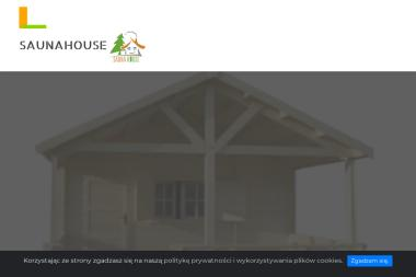 Sauna House - Altanki Drewniane Dobre Miasto