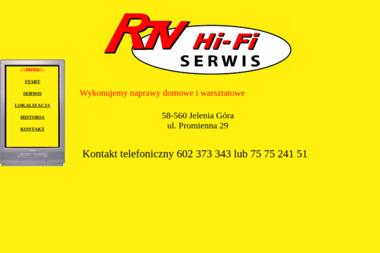 RTV Hi-Fi SERWIS - Serwis RTV Jelenia Góra