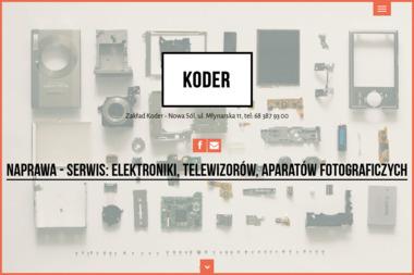 Koder - Naprawa Telewizorów Nowa Sól