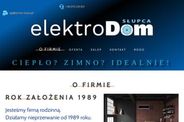 Elektro-Dom - Naprawa piekarników i kuchenek Słupca