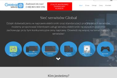 Global Serwis - Serwis komputerowy Katowice