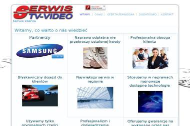 SERWIS TV-VIDEO - Naprawa Telewizorów Tarnobrzeg