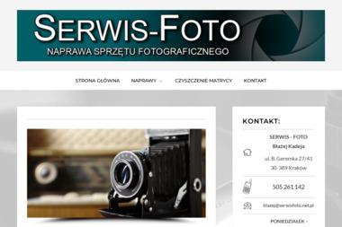 Serwis-Foto - Naprawy Tv Kraków