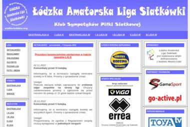 Klub Sympatyków Piłki Siatkowej - Szkoła Jazdy Łódź