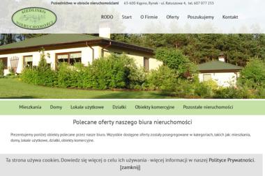 SIEDLISKO NIERUCHOMOŚCI - Agencja nieruchomości Kępno