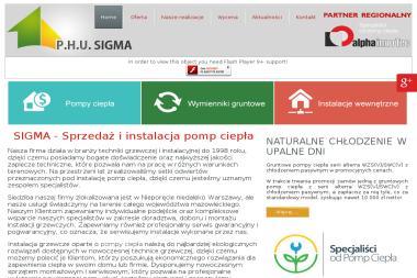 P. H. U. SIGMA - Systemy Grzewcze Nieporęt