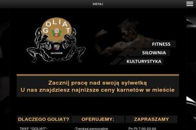 GOLIAT - Szkoła Nauki Jazdy Głogów