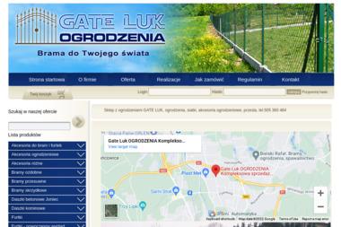 Gate Luk - Ogrodzenie Siatkowe Bielsko-Biała